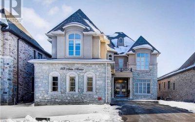 113 ARTEN Avenue , Richmond Hill, Ontario   L4C9Y3