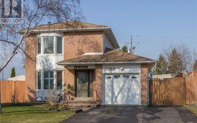 1096 ST. ANDREWS Court , Oshawa, Ontario   L1H8B5