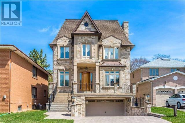 3 SILK Court , Richmond Hill, Ontario   L4B4A4